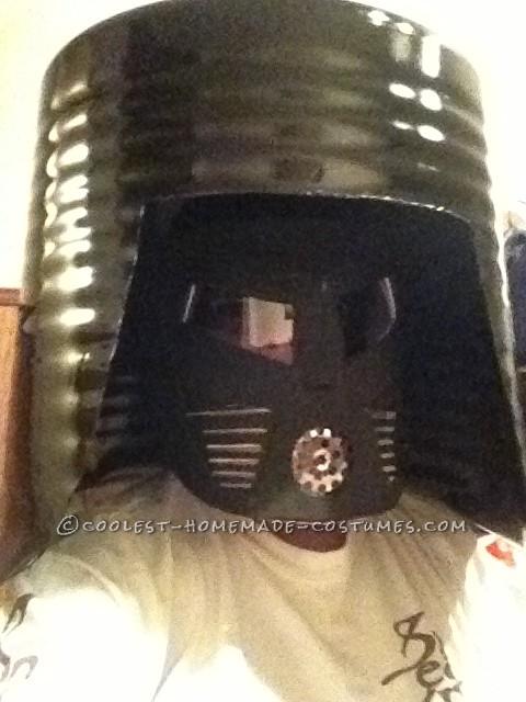 Coolest Homemade Costume from Spaceballs: Dark Helmet - 9