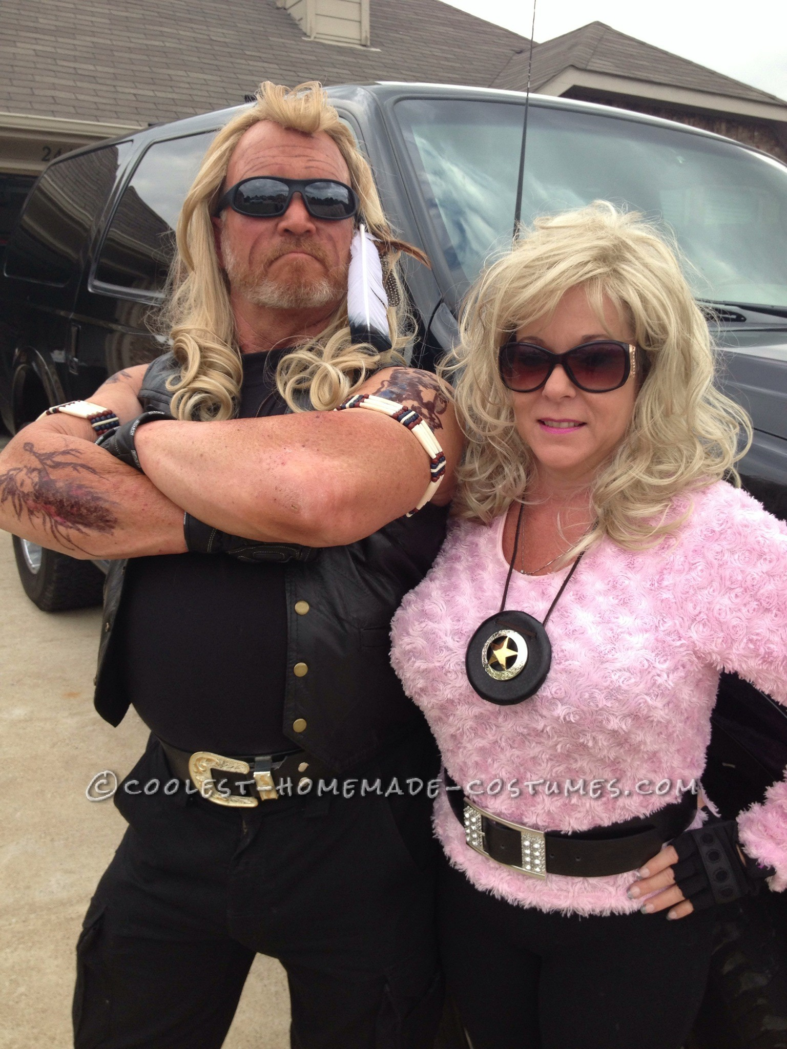 Dog And Beth Do Texas Halloween Couple Costume