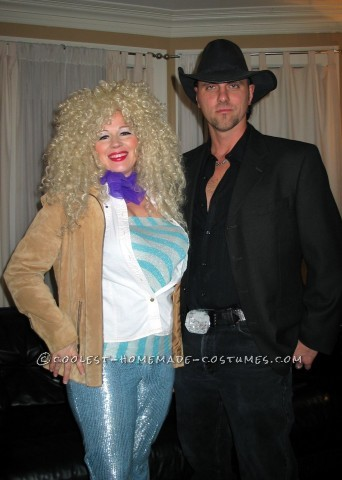 Easy Country Music Stars Couple Costumes