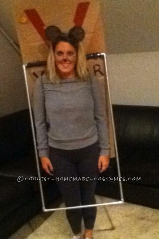 Easy Mousetrap Costume