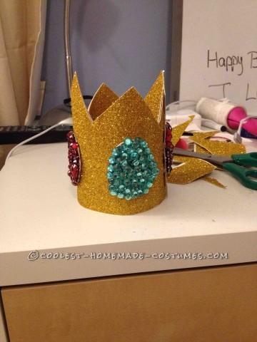 Easy Princess Peach Costume DIY