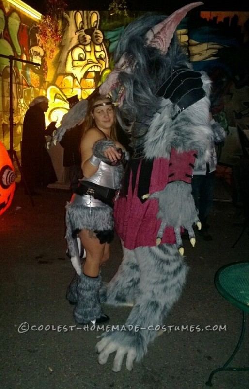 Epic Warewolf Costume - 1