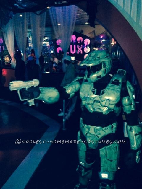 My Costume From Dream to Reality: I am Master Chief! - 2