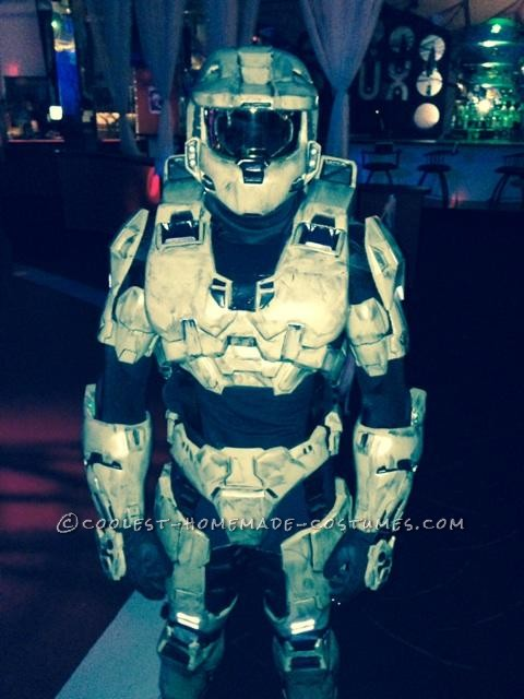 My Costume From Dream to Reality: I am Master Chief! - 4