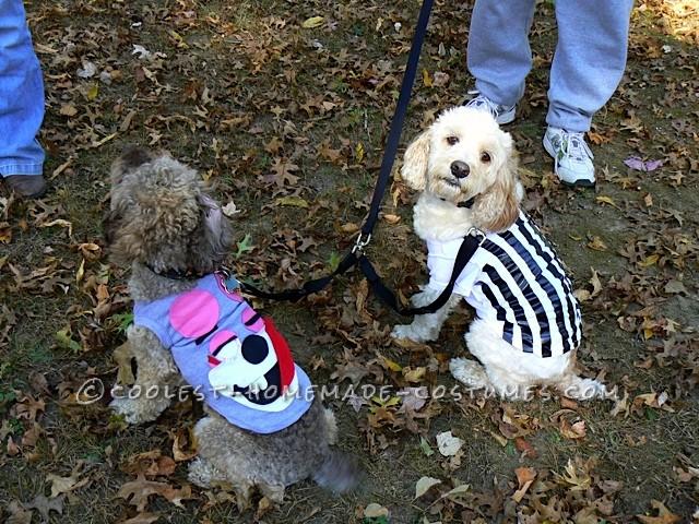 Funny Pet Dog Costumes: No Twerking Please...