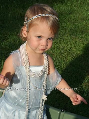 Handmade Gatsby Baby Costume