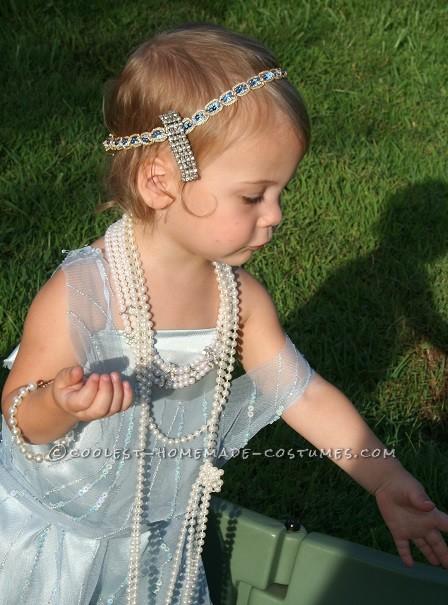 Handmade Gatsby Baby Costume - 1