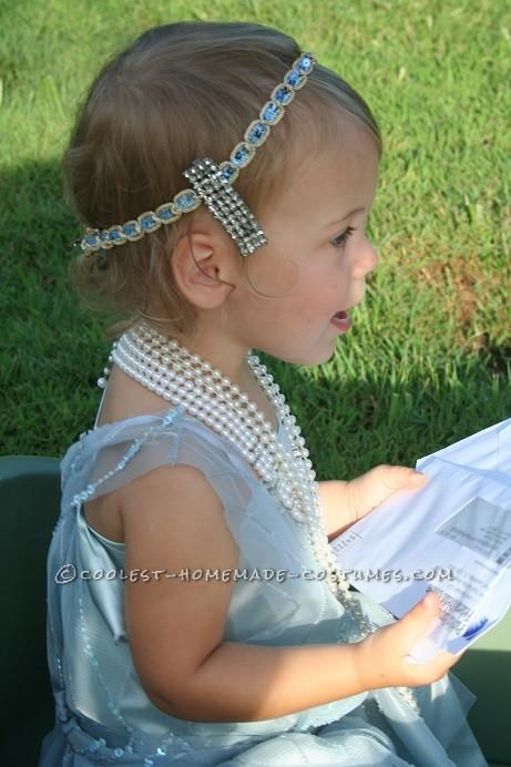 Handmade Gatsby Baby Costume - 2