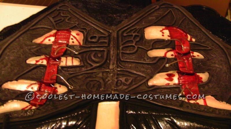 Coolest Homemade Hellraiser Pinhead Costume - 7
