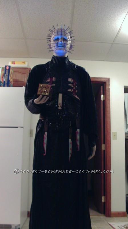 Coolest Homemade Hellraiser Pinhead Costume - 3