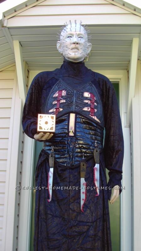 Coolest Homemade Hellraiser Pinhead Costume - 5