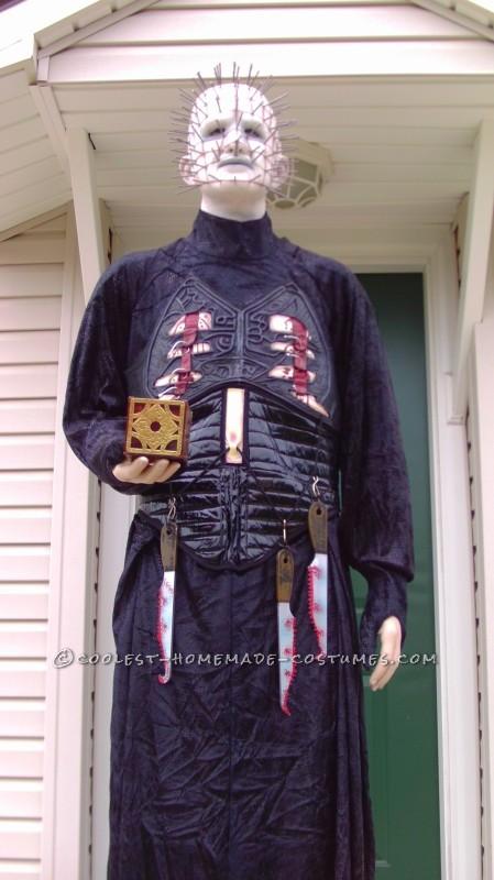 Coolest Homemade Hellraiser Pinhead Costume - 6