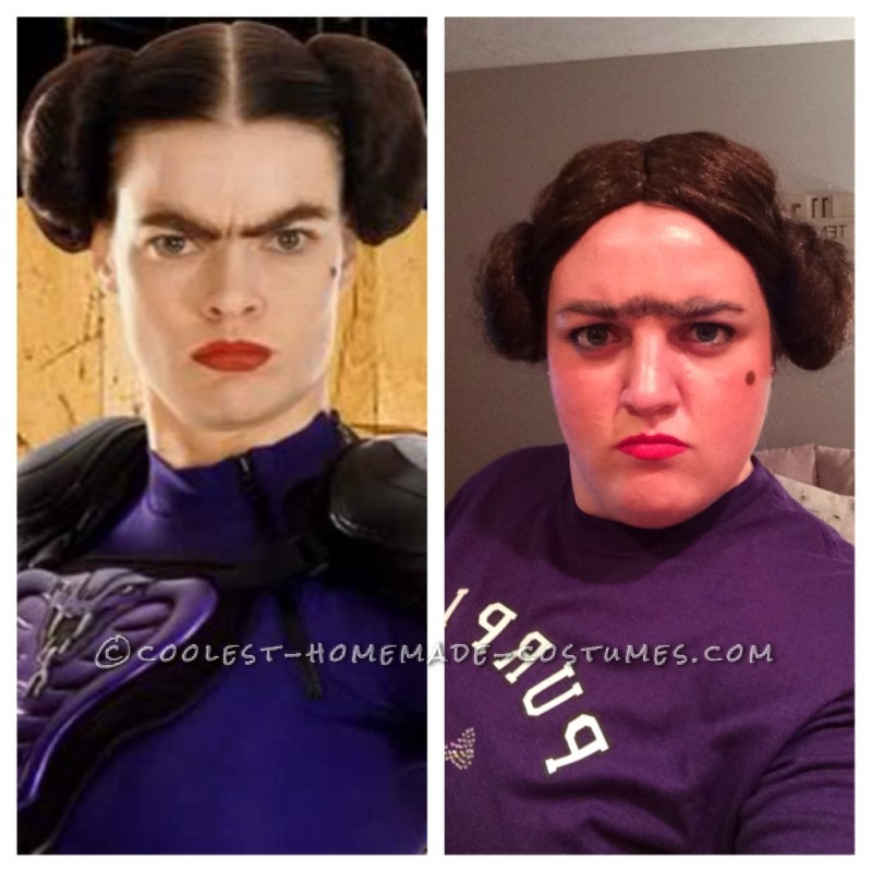 Hilarious, Easy Dodgeball Couple Costumes!