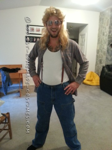 Funny and Easy Costume: Hillbilly Daddy