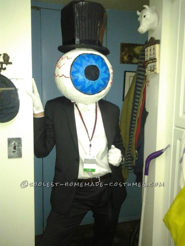 Cool Homemade Residents Costume
