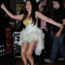 Simple Homemade Vegas Showgirl Costume