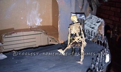 Contest-Winning DIY Haunted House Costume