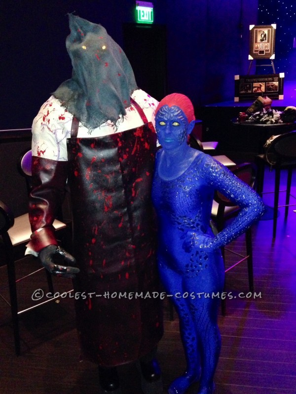The Mystique Costume That I Spent 4 Months Planning For! - 2