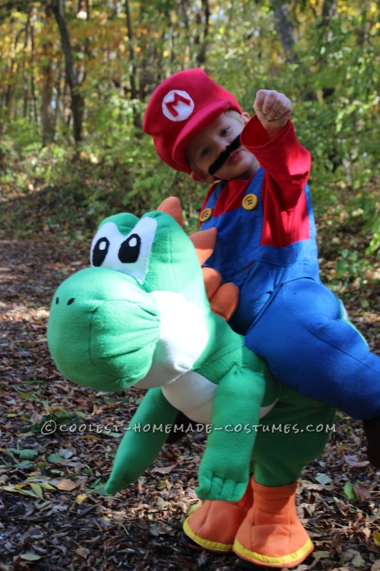 Mario Power!