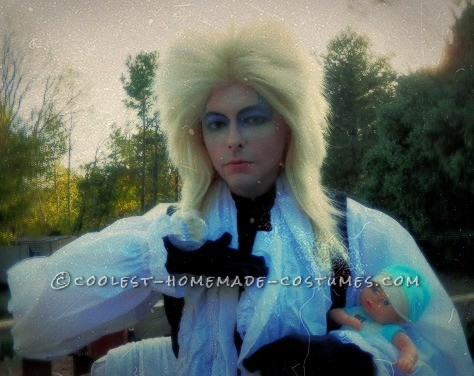 Homemade Jareth the Goblin King Costume