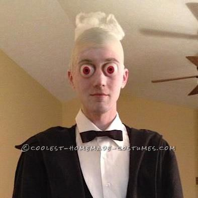 Cool Homemade Judge Doom Costume from Roger Rabbit