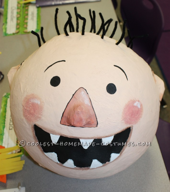"Fun DIY Costume by a Kindergarten Teacher: David from ""No, David!"" Children's Book - 4"
