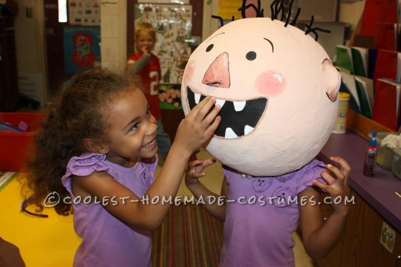 "Fun DIY Costume by a Kindergarten Teacher: David from ""No, David!"" Children's Book - 3"