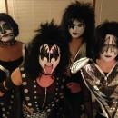 Cool Homemade KISS Group Halloween Costume