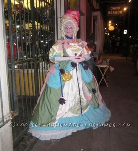 Classic Handmade Marie Antoinette Costume