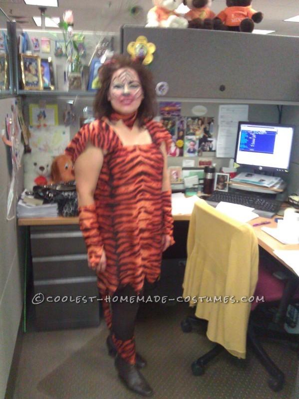 Miss Tiger Costume - 1