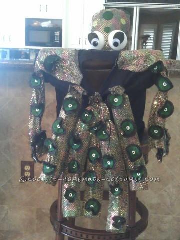 Handmade Octopus Costume