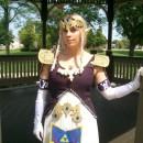 Coolest Homemade Princess Zelda Costume