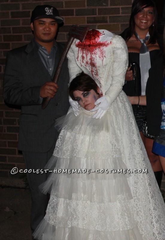 Decapitated Bride!