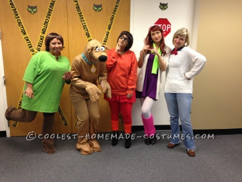 Cool Scooby Doo Gang Costume