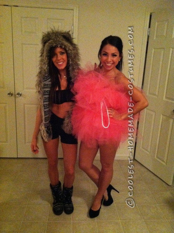 Sexy (and Easy!) Loofah Costume for the Ladies - 1
