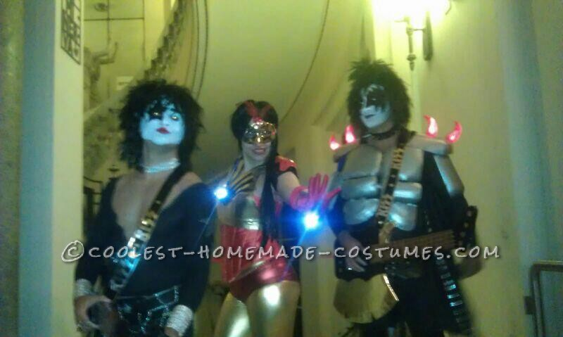 ironmaiden and kiss
