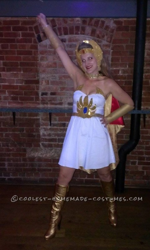 She-Ra! Princess of Power!