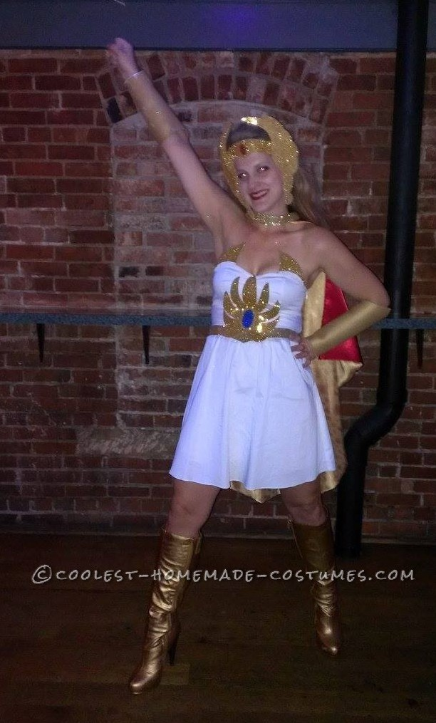 Coolest Costume Idea for a Woman: She-Ra! Princess of Power