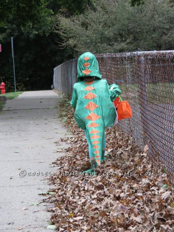 T-Rex Back