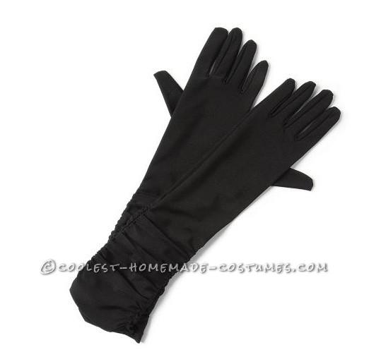 Elbow Length Evening Gloves