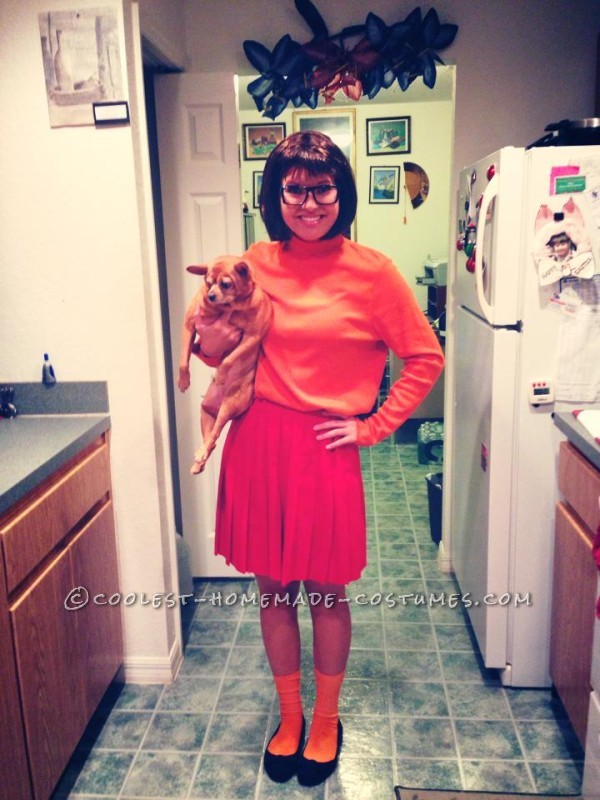 Simple and Cute Velma Costume - 1