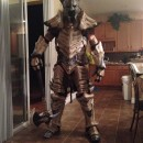 Skyrim Dragonbone Armor Costume