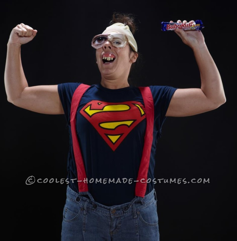 Funny (Non-Sexy) DIY Costume Idea: Sloth from Goonies