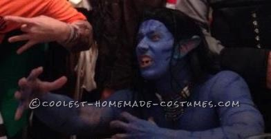 Soul-Snatching Homemade Avatar Costume - 2