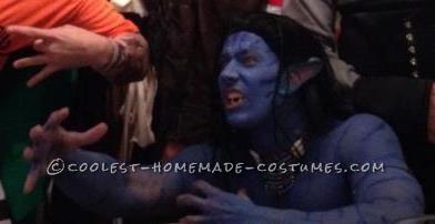 Soul-Snatching Homemade Avatar Costume - 2
