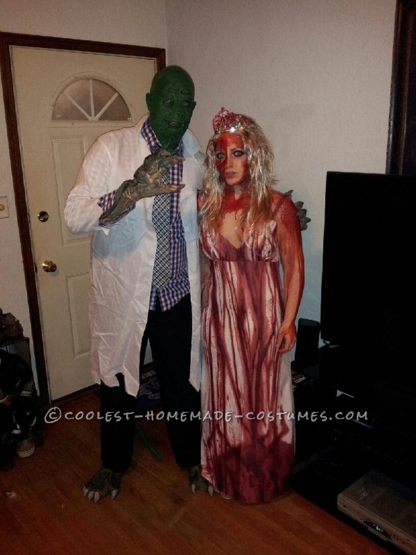 The Lizard and Carrie