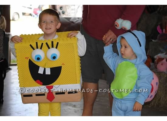 spongebob/gary