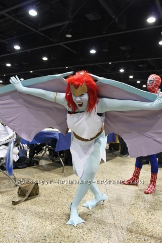 Super Awesome Demona Costume from Disney's Gargoyles