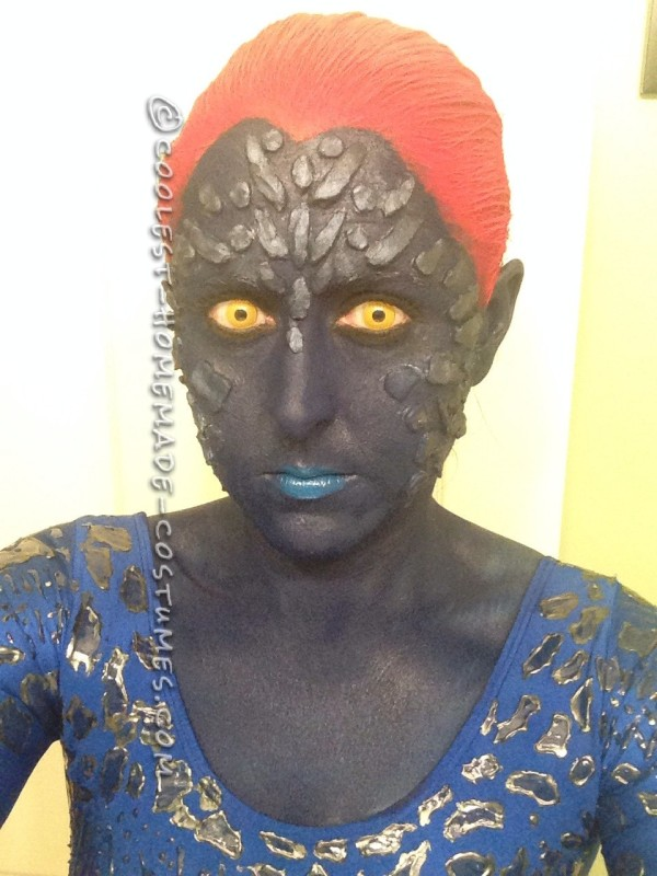 The Mystique Costume That I Spent 4 Months Planning For! - 1