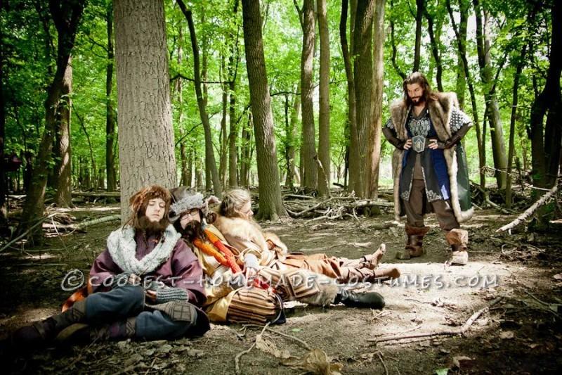 Bunch of Lazy Dwarves